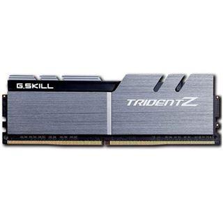 32GB G.Skill Trident Z silber/schwarz DDR4-3333 DIMM CL16 Dual Kit
