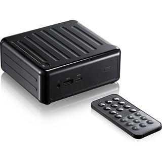 Asrock BeeBox S 6200U/B/BB Barebone Schwarz Intel i5