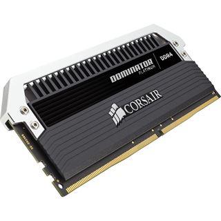 64GB Corsair Dominator Platinum DDR4-3466 DIMM CL16 Quad Kit
