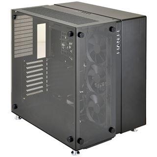 Lian Li PC-O9WX mit Sichtfenster Midi Tower ohne Netzteil schwarz