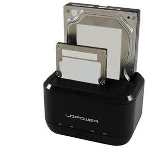 LC-Power Dockingstation 2x HDD USB3