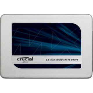 """525GB Crucial MX300 2.5"""" (6.4cm) SATA 6Gb/s 3D-NAND TLC Toggle (CT525MX300SSD1)"""