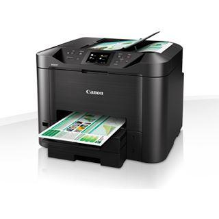 Canon MAXIFY MB5450 Tinte Drucken / Scannen / Kopieren / Faxen LAN / USB 2.0 / WLAN