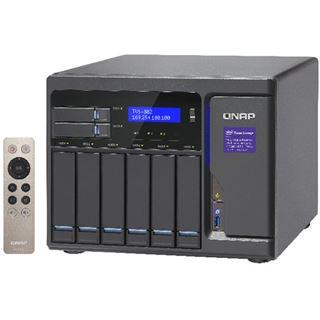 QNAP Turbo Station TVS-882-I3-8G ohne Festplatten