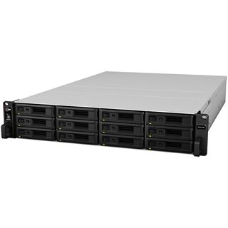 """Synology NAS RX1217RP 19"""" Expansionseinheit 12fach red NT"""