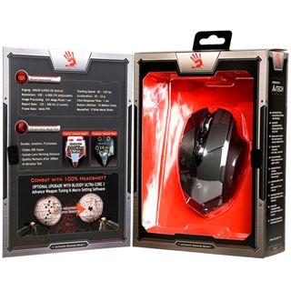 A4tech Bloody Gaming R7 USB schwarz/rot (kabellos)