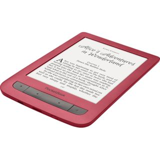 Pocketbook Touch Lux 3 ruby rot