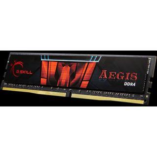 32GB G.Skill Aegis DDR4-2400 DIMM CL15 Dual Kit