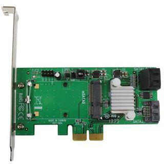 Startech 3 PORT PCIE 2.0 SATA III CARD