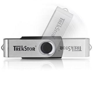 32 GB TrekStor USB-Stick CE schwarz/silber USB 3.0