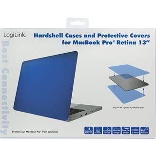 """LogiLink Schutzhülle für 13"""" MacBook Pro, königsblau"""