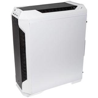 AeroCool LS-5200 Liquid Solution mit Sichtfenster Midi Tower ohne Netzteil weiss/schwarz