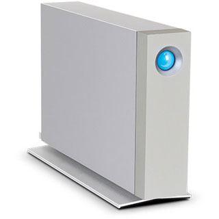 3000GB LaCie d2 STEX3000200 Extern Thunderbolt 2 silber