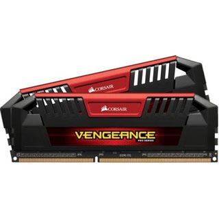 16GB Corsair Vengeance Pro rot DDR3-1866 DIMM CL10 Dual Kit
