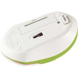 LogiLink ID0133 USB weiß/gruen (kabellos)