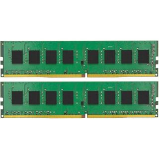 16GB Kingston KVR21E15D8K2/16 DDR4-2133 ECC DIMM CL15 Dual Kit