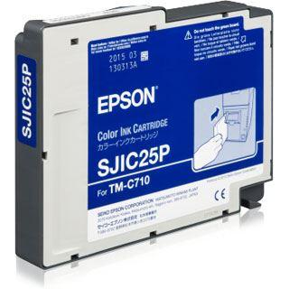 Epson SJIC25P CARTRIDGE FOR TM-C710