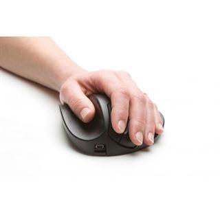 BakkerElkhuizen Handshoemouse BNEP170LW USB schwarz (kabellos)