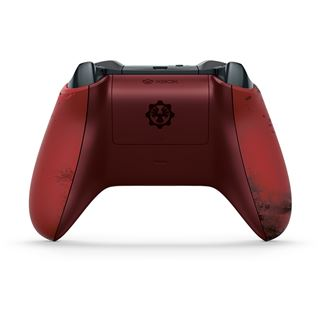 Microsoft Xbox Wireless Controller GoW 4 Crimson Omen LE USB rot Android / PC / XBOX One