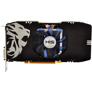 4GB HIS Radeon RX 470 iCooler OC Aktiv PCIe 3.0 x16 (Retail)