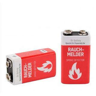 ANSMANN 6LR61 Alkaline E Block Batterie 9.0 V 2er Pack