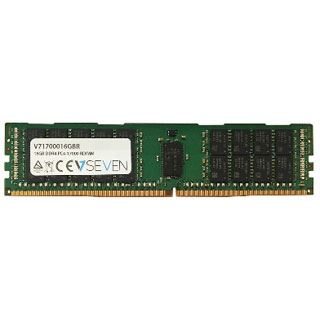 16GB V7 V71700016GBR DDR4-2133 regECC DIMM CL15 Single