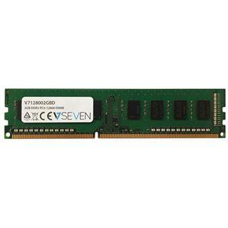 2GB V7 V7128002GBD DDR3-1600 DIMM CL11 Single