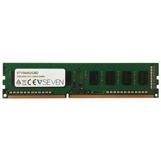 2GB V7 V7106002GBD DDR3-1333 DIMM CL9 Single