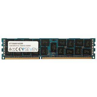 16GB V7 V71060016GBR DDR3-1333 regECC DIMM CL9 Single