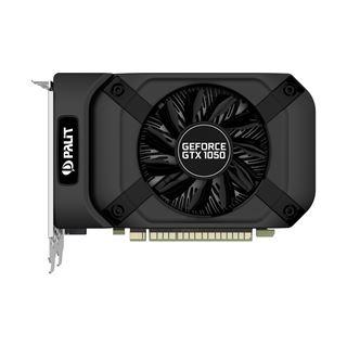 2GB Palit GeForce GTX 1050 StormX Aktiv PCIe 3.0 x16 (Retail)