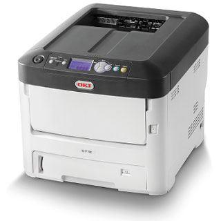 OKI C712n -Euro Laserdrucker Farbe