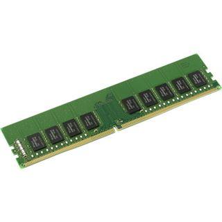 4GB Kingston ValueRAM KVR24E17S8/4 DDR4-2400 DIMM CL17 Single