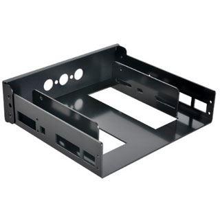 Lian Li BZ-516X Frontpanel für LED Dimmer - schwarz