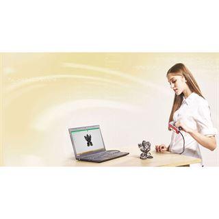 xyzPrinting 3D-Hand Scanner rot