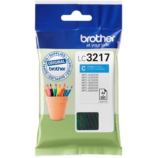 Brother Tinte LC3217C LC3217C cyan
