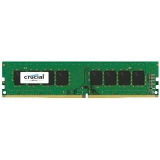 32GB Crucial CT4K8G4DFD824A DDR4-2400 DIMM CL17 Quad Kit