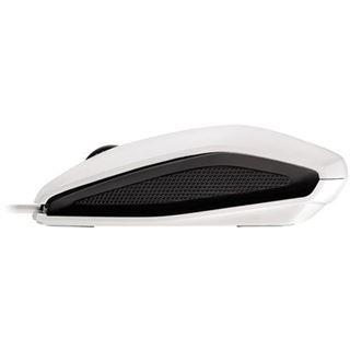 Terra Mouse 1000 USB weiß/schwarz (kabelgebunden)
