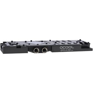 Alphacool NexXxoS GPX - ATI R9 290X und 290 M04 - mit Backplate - Schwarz