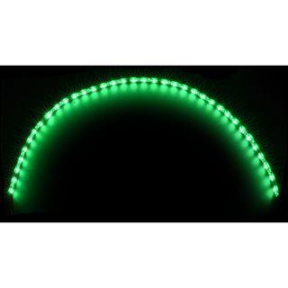 Phobya LED-Flexlight LowDensity 60cm green (36x SMD LED´s)