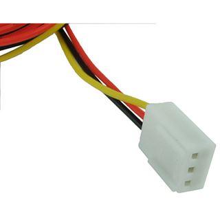 Phobya Y-Kabel 3Pin Molex auf 4x 3Pin