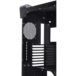 Phobya WaCoolT Black OWL mit Sichtfenster Midi Tower ohne Netzteil