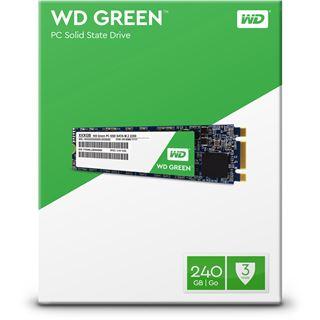 240GB WD Green M.2 SATA 6Gb/s TLC Toggle (WDS240G1G0B)