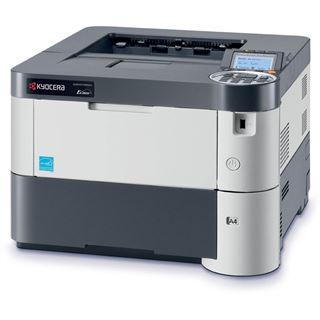 Kyocera Ecosys P3045dn/KL3 S/W Laser Drucken Cardreader / LAN / USB