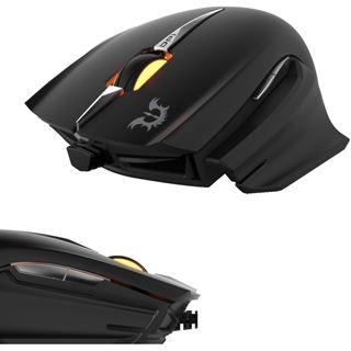 Gamdias Erebos Laser USB schwarz (kabelgebunden)