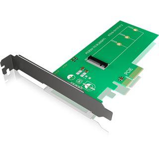 ICY BOX IB-PCI208 PCIe Karte M.2 PCIe zu PCIe 3.0 x4