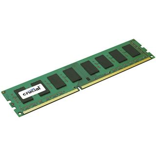 16GB Crucial CT2K102464BD186D DDR3L-1866 DIMM CL13 Dual Kit