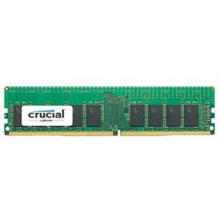 16GB Crucial CT16G4RFS424A DDR4-2400 regECC DIMM CL17 Single