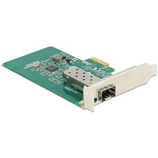 Delock PCIe x1 Gigabit LAN 1x SFP Slot i210