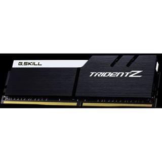 16GB G.Skill Trident Z schwarz/weiß DDR4-3866 DIMM CL18 Dual Kit