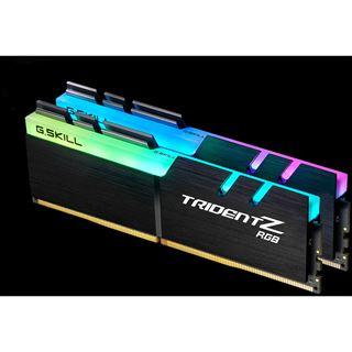16GB G.Skill Trident Z RGB DDR4-3466 DIMM CL16 Dual Kit